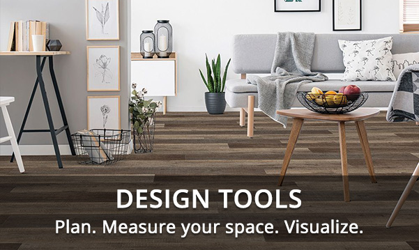 DESIGN TOOLS - Plan. Measure your space. Visualize.