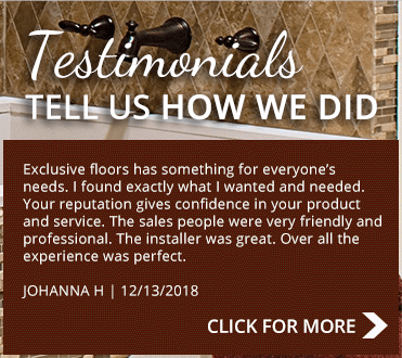 Testimonials / Tell Us How We Did